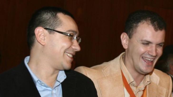 Victor Ponta și Sebastian Ghiță