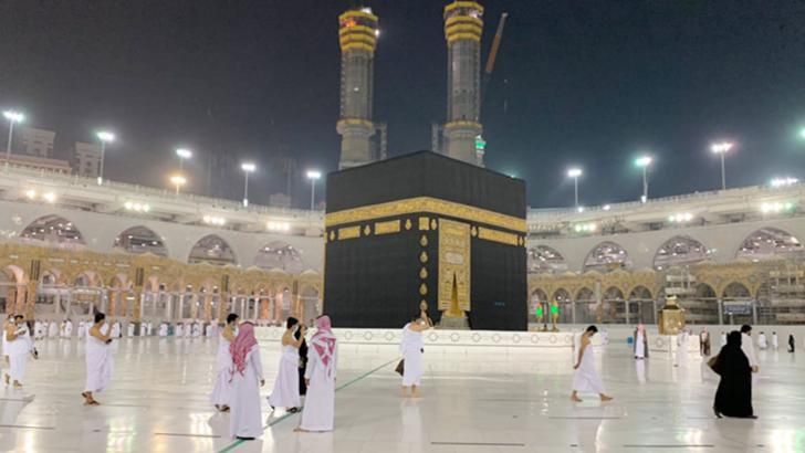 Pelerinajul de la Mecca, reluat Foto: gulftoday.ae