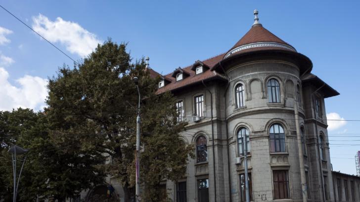 """Colegiul Național """"Gheorghe Șincai"""" din București"""