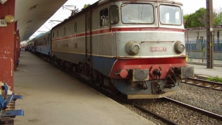 Un bărbat a murit după ce a fost lovit de tren, într-o gară din Iași / Foto: Arhivă