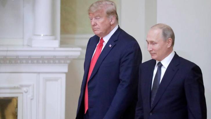 Donald Trump și Vladimir Putin Foto: TASS.com