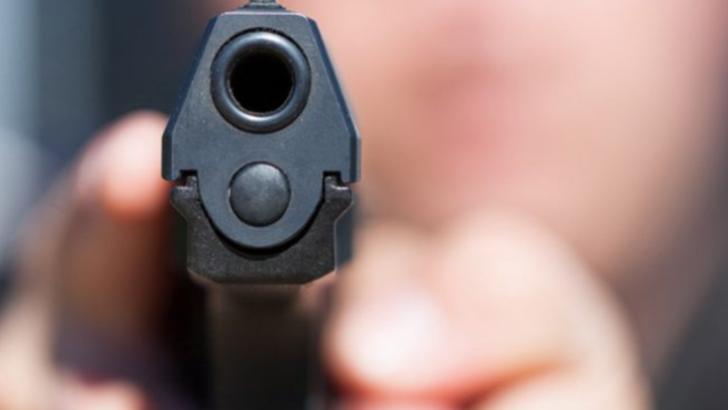 pistol cu bile
