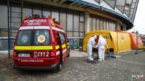 ISU Bucuresti-Ilfov: O nouă bază pentru decontaminarea autospecialelor și personalului care gestionează cazurile de Covid-19, operaționalizată astăzi
