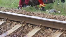 Două accidente feroviare MORTALE pe calea ferată din județul Prahova