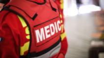 Accident înfiorător, în Dâmbovița: a vrut să salveze victimele unui accident, dar a murit strivit
