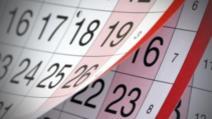 2021, sărac în zile libere pentru români: câte sărbători legale cad în cursul săptămânii