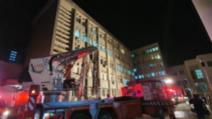 Prima plângere penală după incendiul din Spitalul de la Piatra Neamț, în urma căruia12 oameni au murit