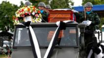Ancheta MAI după ce Jandarmeria Cluj a dat onoruri ofițerului de Securitate care a ancheat-o pe Doina Cornea