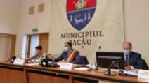 Primarul Lucian Viziteu organizează în Bacău un referendum pentru impunerea măsurilor anti-COVID-19