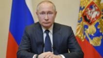 Vladimir Putin, președintele Rusiei