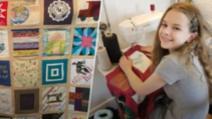 COVID Memorial Quilt