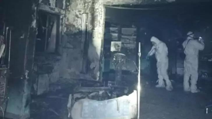 Familiile victimelor incendiului de la Spitalul din Neamț vor primi de la stat ajutoare de urgență