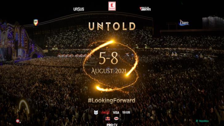 Festivalul UNTOLD 2021 își va deschide porțile în perioada 5 – 8 august