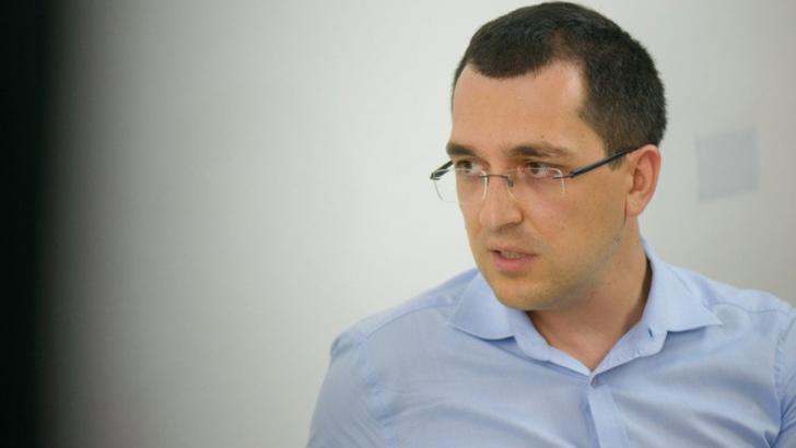 """Vlad Voiculescu, detalii despre incendiul de la """"Matei Balș"""""""