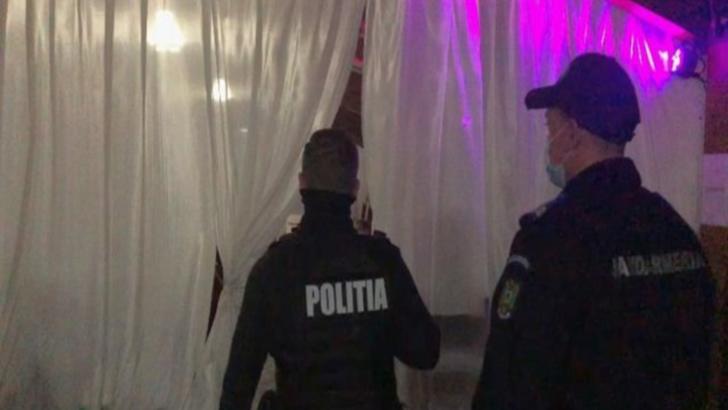 Petreceri întrerupte de jandarmi, în județul Argeș. S-a lăsat cu amenzi