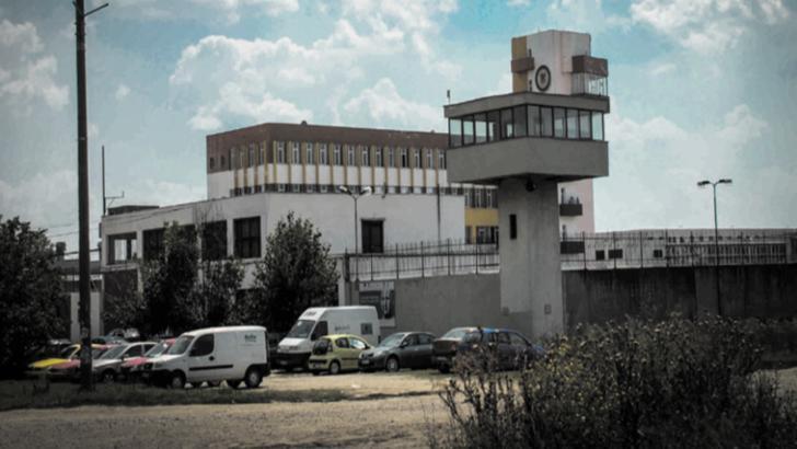 Un deținut a evadat din curtea Penitenciarului Giurgiu! Unde a fost prins acesta