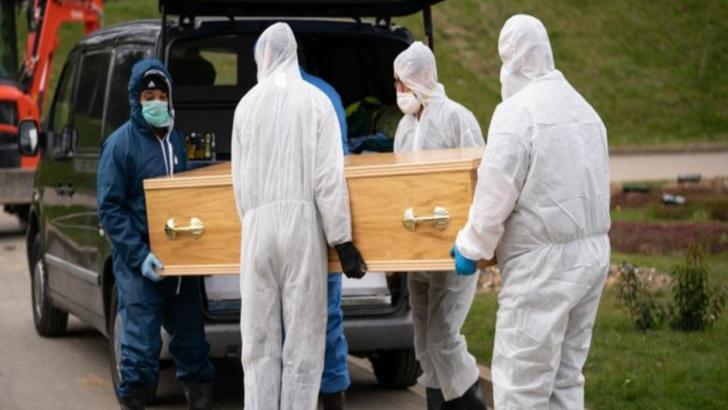 S-a ajuns la limită: Morga din Sibiu nu mai face față numărului mare de morți COVID!