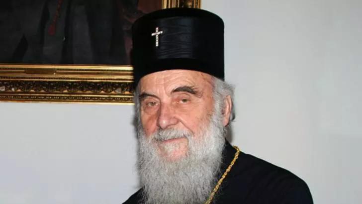 Patriarhul Irineu ai Bisericii Ortodoxe Sârbe. Foto: Wikipedia