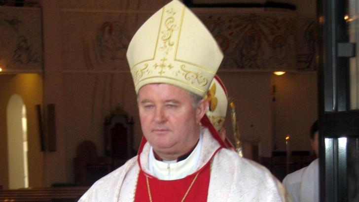 Aurel Percă, arhiepiscopul mitropolit romano-catolic de București