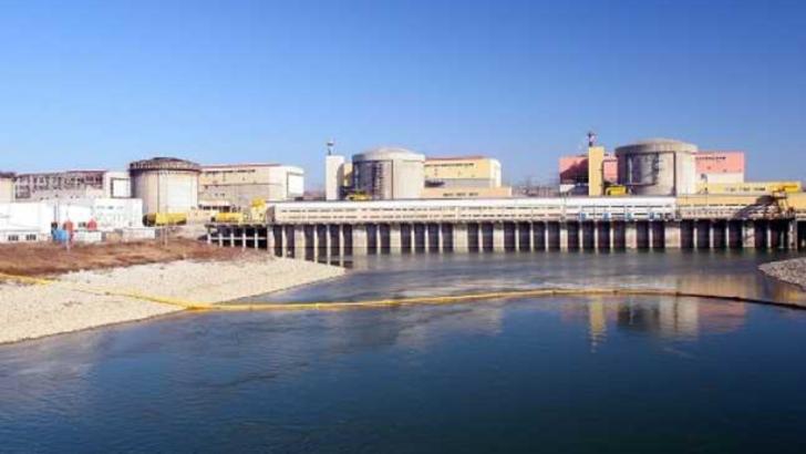 Centrala Nucleară de la Cernavodă Foto: nuclearelectrica.ro