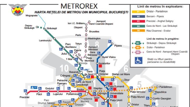 foto: captură Metrorex