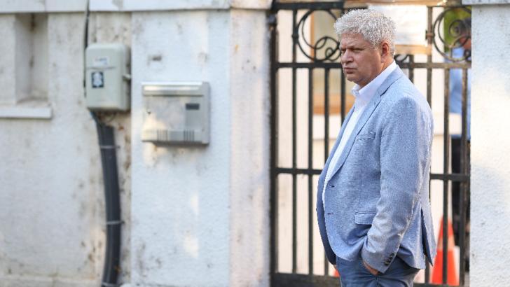 Daniel Tudorache se autosuspendă din PSD / Foto: Inquam Photos, Sabin Cirstoveanu