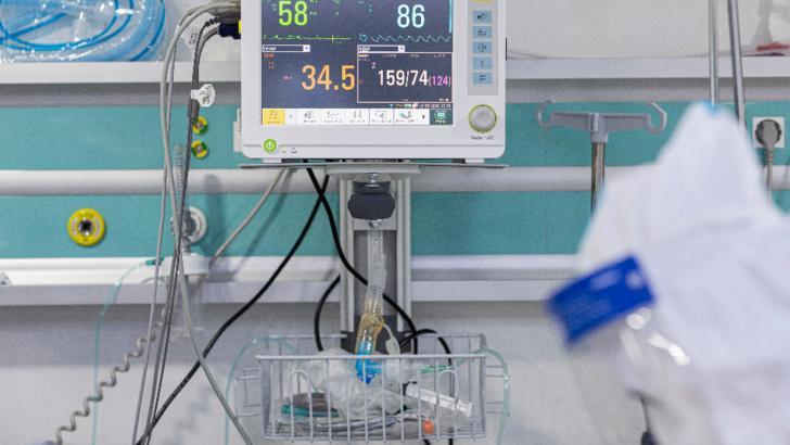Situație critică: spitalul din România în care aproape 200 de angajați au Covid / Foto: Inquam Photos, Virgil Simonescu