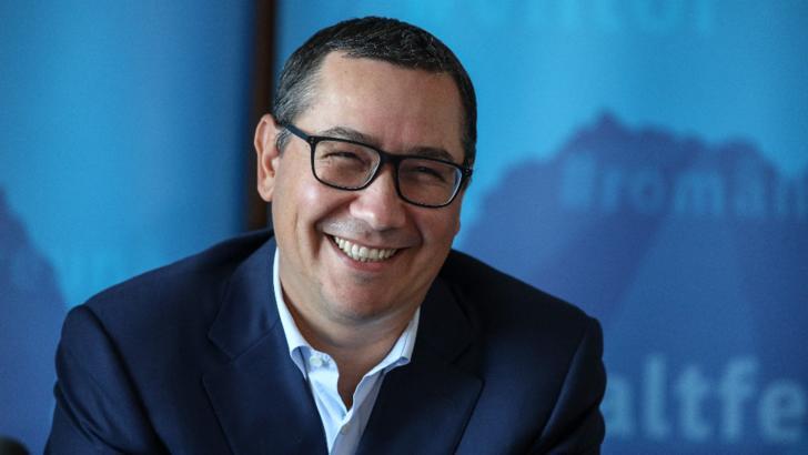 Victor Ponta plagiază până și mesaje de condoleanțe