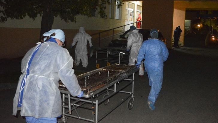 Primele date ale necropsiei de la Spitalul din Piatra Neamț - sursa foto: INQUAM, Flavius Corfu