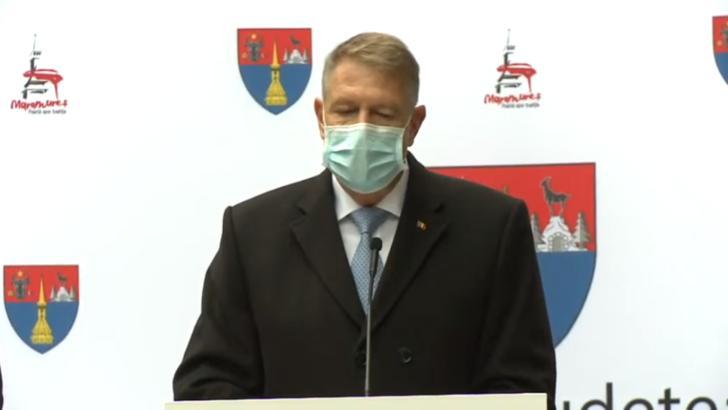 Klaus Iohannis: Vom vedea primele rezultate ale restricțiilor abia peste două - trei săptămâni. Voi verifica foarte atent dacă sunt verificate