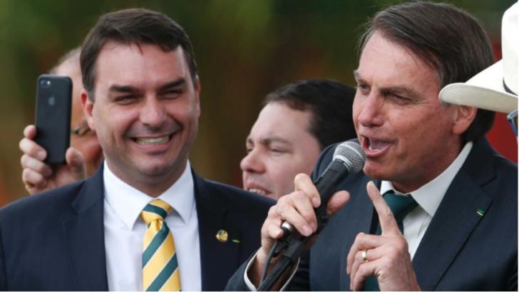 Fiul președintelui Braziliei, pus sub acuzare. De ce este învinuit Flávio Bolsonaro