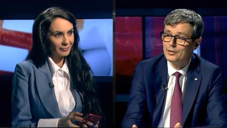 """""""Legile Puterii"""" Virgil Popescu - Ideea tăierii salariilor e un fake news, nu cred că Lazea a lansat-o întâmplător"""
