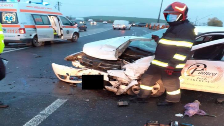 Două accidente grave în județul Timiș, soldat cu șase victime, printre care și un copil