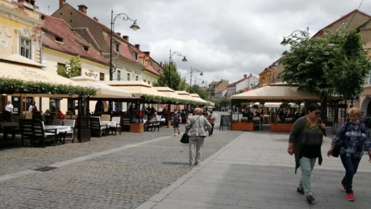 Autoritățile din Sibiu au cerut ajutorul Comisarului European pe Sănătate ca urmare a ratei REDCORD de infectări