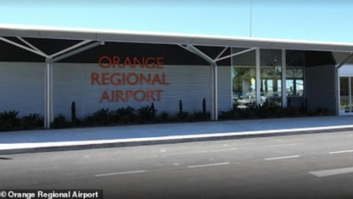 Avion prabusit in Australia