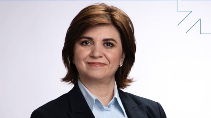 Monica Anisie, ministrul Educației și Cercetării Foto: Facebook.com/Monica Anisie