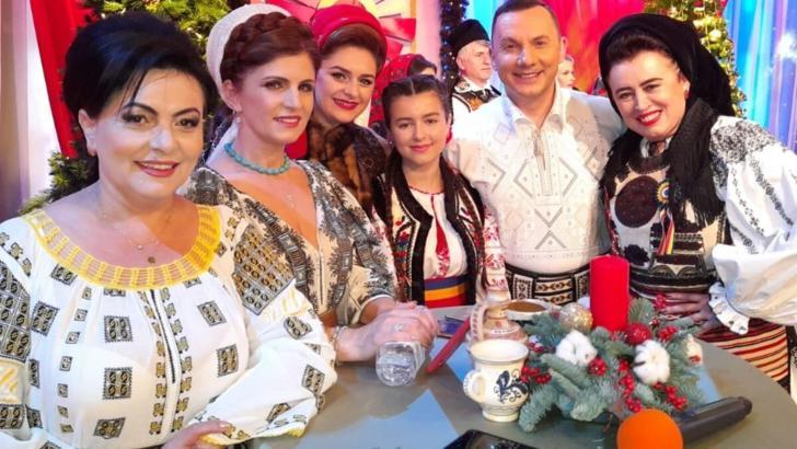Mai mulți artiști români, infectați cu COVID după ce au filmat emisiunile de Sărbători