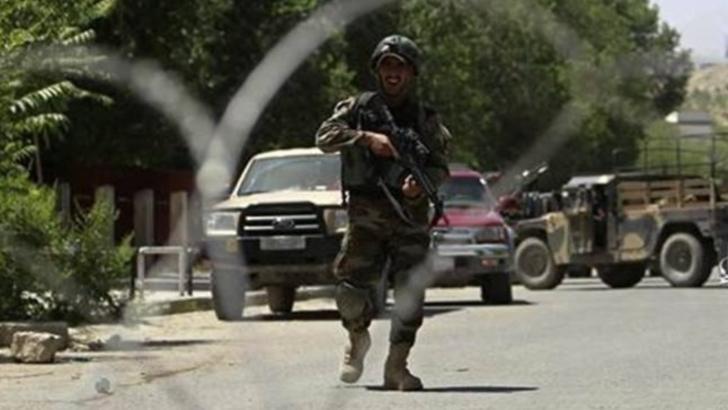 Lupte în Afganistan