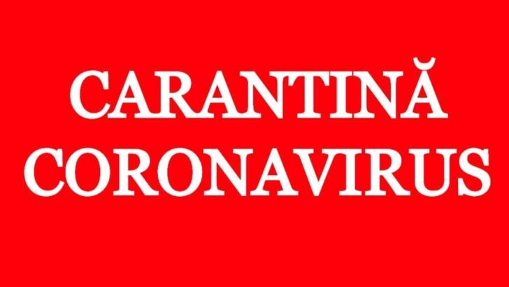 Un oraș din județul Arad intră astăzi în carantină
