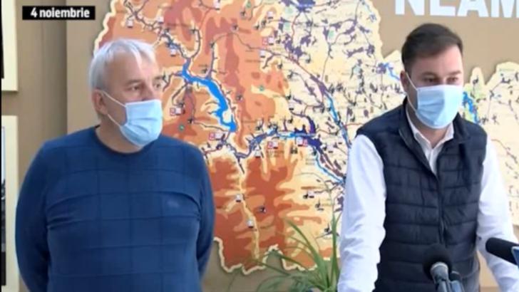 VIDEO DSP Neamț știa că secția ATI de la Spitalul din Piatra Neamț urma să fie mutată