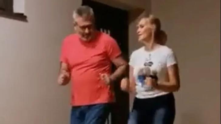 """Gabriela Firea explică episodul """"Jerusalema"""": Soțul a insistat să postăm dansul, eu nu am fost de acord!"""