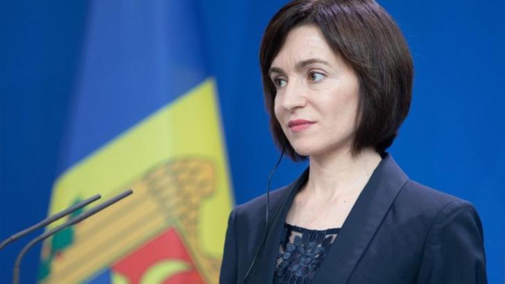 Maia Sandu, victorie zdroboitoare. Klaus Iohannis, primul șef de stat care a felicitat-o