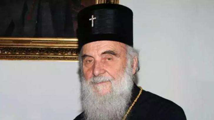 Patriarhul Irineu al Bisericii Ortodoxe Sârbe