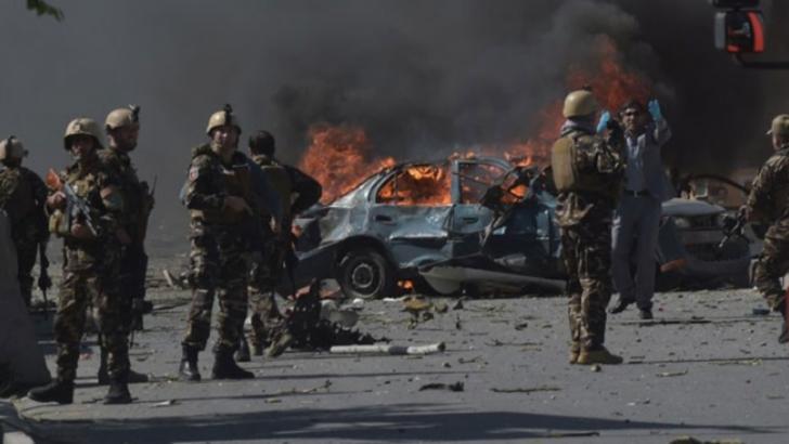 Atacul din Kabul a fost revendicat de Stat Islamic