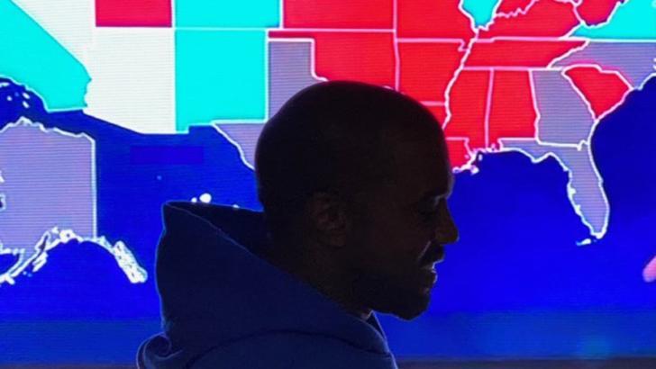 Kanye West, la vot noiembrie 2020 Foto: Twitter.com