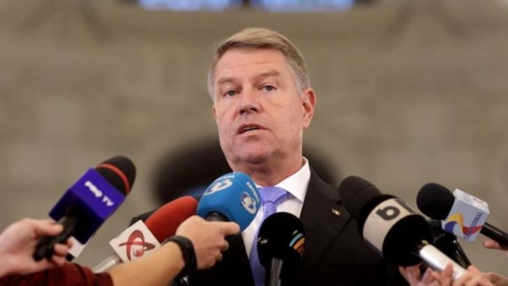 Klaus Iohannis, întâlnire de urgență cu liderii PNL