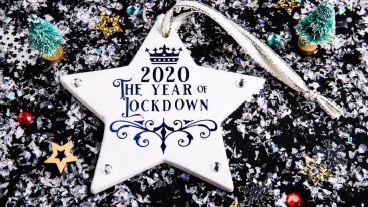 Cuvântul anului 2020: LOCKDOWN, ales de Dicționarul Collins Foto: BBC.com (PA Media)