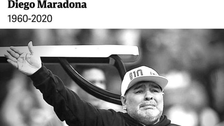 Ancheta in Argentina, dupa ce Diego Maradona ar fi murit din cauza unei neglijente medicale
