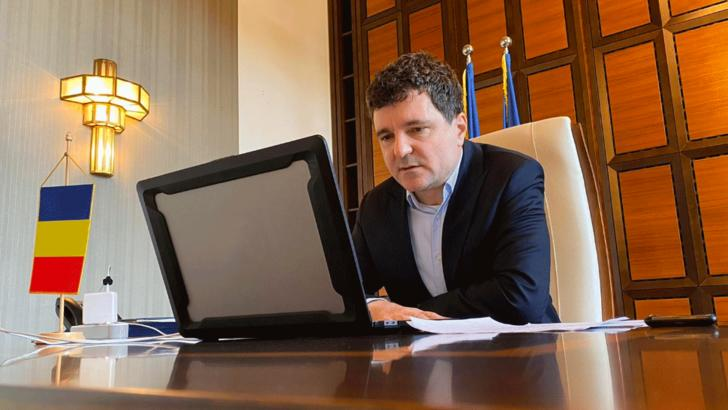 Primarul general al Capitalei - Nicușor Dan