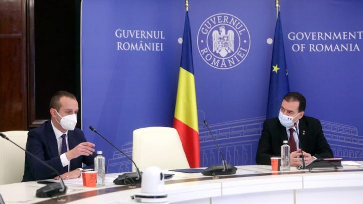 Premierul României - Ludovic Orban